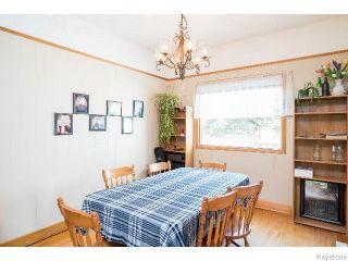 Photo 4: 204 Aubrey Street in WINNIPEG: West End / Wolseley Residential for sale (West Winnipeg)  : MLS®# 1518711