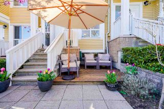 """Photo 24: 8435 JELLICOE Street in Vancouver: South Marine Townhouse for sale in """"Fraserview Terrace"""" (Vancouver East)  : MLS®# R2570044"""