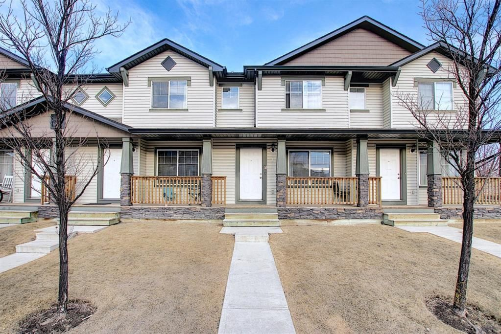 Main Photo: 4 Panatella Street NW in Calgary: Panorama Hills Row/Townhouse for sale : MLS®# A1082560