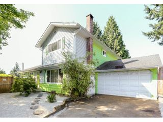 """Photo 1: 15176 CANARY DR in Surrey: Bolivar Heights House for sale in """"Birdland"""" (North Surrey)  : MLS®# F1317049"""