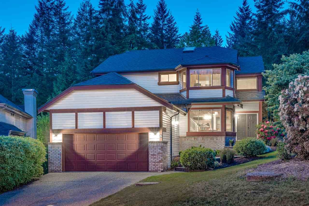 """Main Photo: 5 ASPEN Court in Port Moody: Heritage Woods PM House for sale in """"HERITAGE WOODS"""" : MLS®# R2292546"""