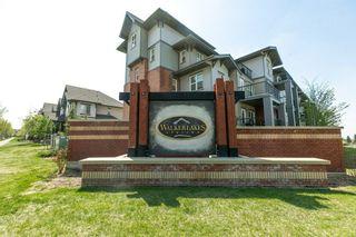 Photo 1: 156 603 Watt Boulevard SW in Edmonton: Zone 53 Townhouse for sale : MLS®# E4245734