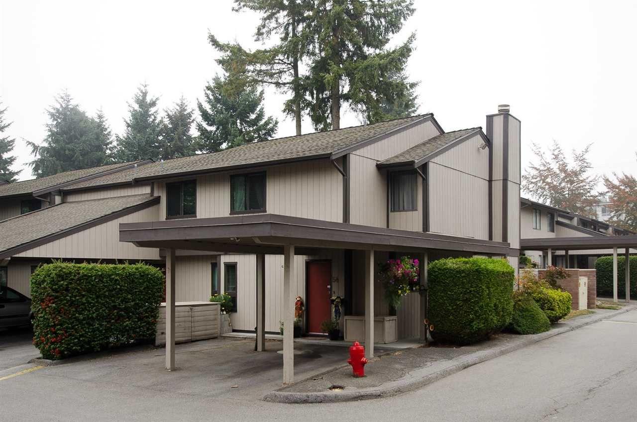"Photo 1: Photos: 54 6712 BAKER Road in Delta: Sunshine Hills Woods Townhouse for sale in ""SUNRIDGE ESTATES"" (N. Delta)  : MLS®# R2423502"