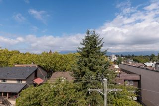 """Photo 12: 304 3727 W 10TH Avenue in Vancouver: Point Grey Townhouse for sale in """"FOLKSTONE"""" (Vancouver West)  : MLS®# R2617811"""
