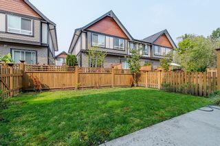 """Photo 36: 8 6378 142 Street in Surrey: Sullivan Station Townhouse for sale in """"Kendra"""" : MLS®# R2193744"""