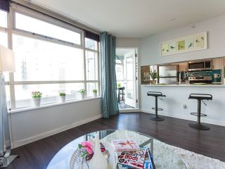 Photo 11: 602 438 SEYMOUR Street in Vancouver: Downtown VW Condo for sale (Vancouver West)  : MLS®# R2092388