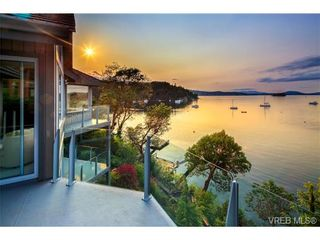 Photo 3: 740 Sea Dr in BRENTWOOD BAY: CS Brentwood Bay House for sale (Central Saanich)  : MLS®# 698950