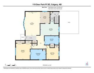 Photo 29: 119 Deer Park Place SE in Calgary: Deer Run Detached for sale : MLS®# A1139367