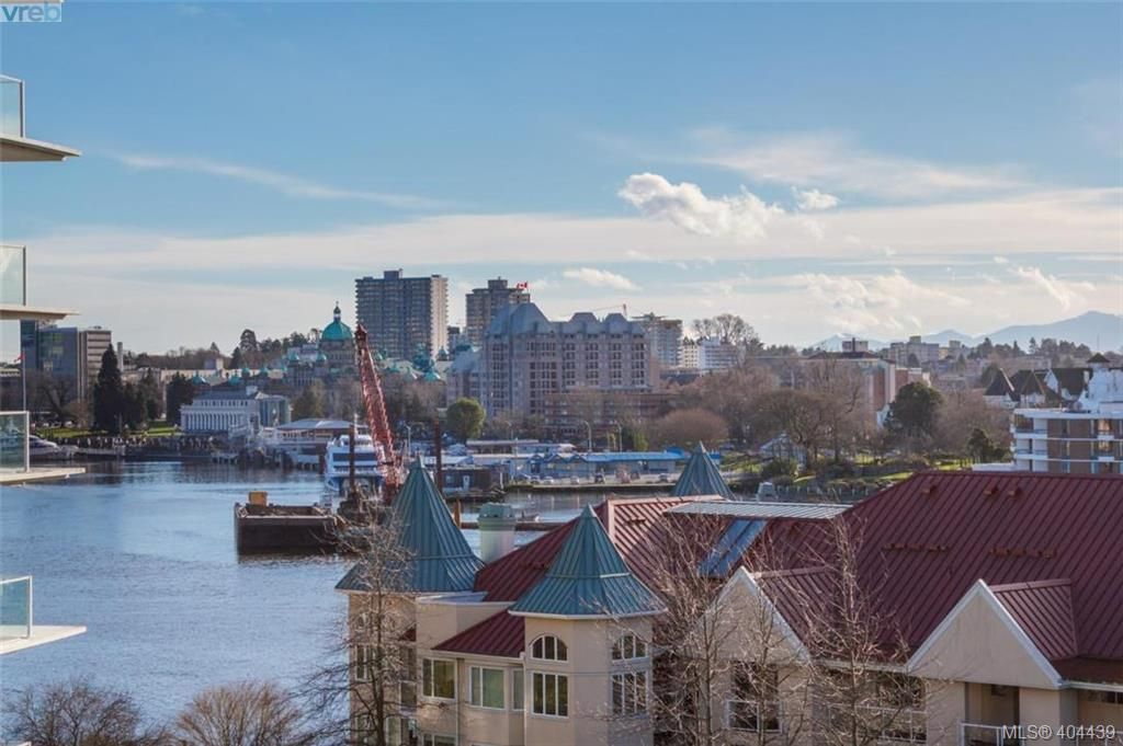 Main Photo: 516 68 SONGHEES Rd in VICTORIA: VW Songhees Condo for sale (Victoria West)  : MLS®# 803625