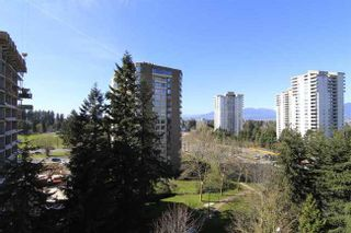 Photo 11: 801 5885 OLIVE AVENUE in Burnaby South: Home for sale : MLS®# R2050367