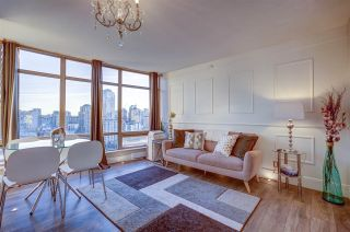 Photo 6: 1701 1200 ALBERNI STREET in Vancouver: West End VW Condo for sale (Vancouver West)  : MLS®# R2527987