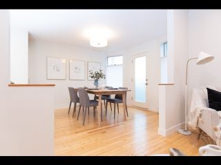 Photo 4: 36 W 14TH AVENUE in Vancouver: Mount Pleasant VW Townhouse for sale (Vancouver West)  : MLS®# R2541841