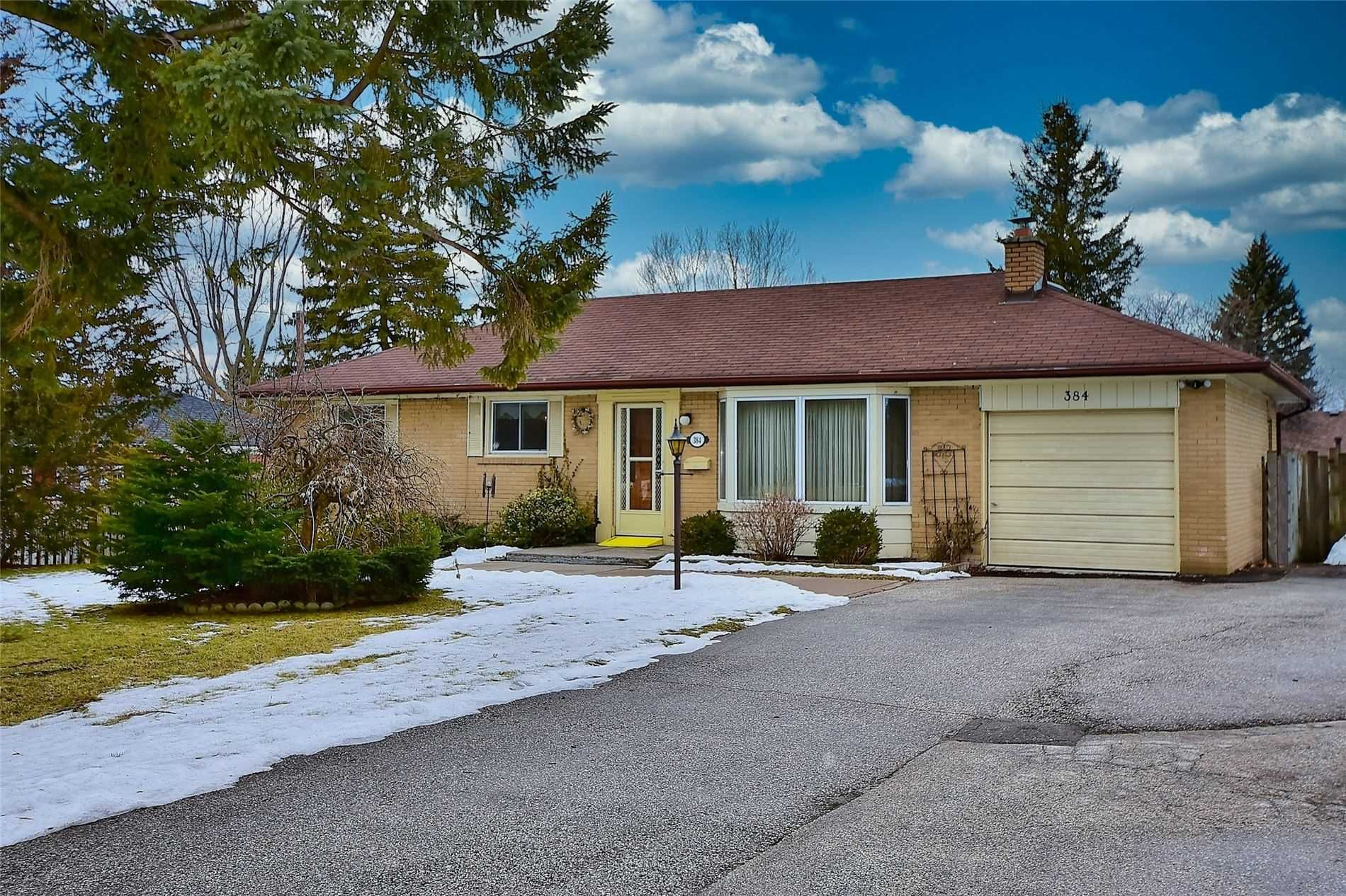 Main Photo: 384 Rouge Highlands Drive in Toronto: Rouge E10 House (Bungalow) for sale (Toronto E10)  : MLS®# E4679326