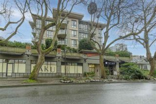 """Photo 1: 208 828 CARDERO Street in Vancouver: West End VW Condo for sale in """"FUSION"""" (Vancouver West)  : MLS®# R2537777"""