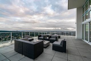 """Photo 25: 3701 657 WHITING Way in Coquitlam: Coquitlam West Condo for sale in """"Lougheed Heights Tower 1"""" : MLS®# R2520405"""