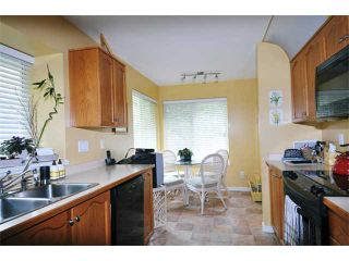 "Photo 3: 37 22740 116TH Avenue in Maple Ridge: East Central Townhouse for sale in ""FRASER GLEN"" : MLS®# V1032832"