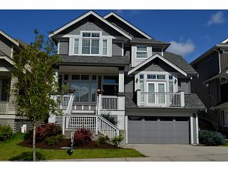 """Photo 1: 7879 170TH Street in Surrey: Fleetwood Tynehead House for sale in """"The Links"""" : MLS®# F1414436"""