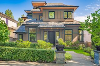 Photo 1: 3853 W 14TH Avenue in Vancouver: Point Grey House for sale (Vancouver West)  : MLS®# R2617755