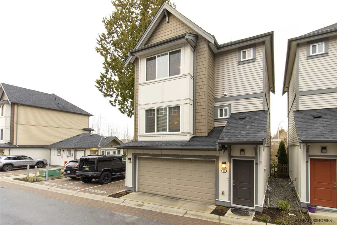 Main Photo: 37 6971 122 Street in Surrey: West Newton Townhouse for sale : MLS®# R2542362