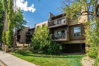 Photo 2: 205 60 38A Avenue SW in Calgary: Parkhill Apartment for sale : MLS®# A1119493