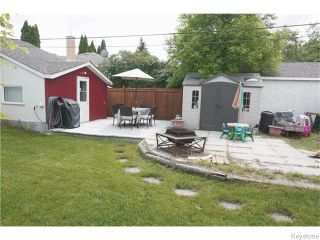 Photo 13: 426 Country Club Boulevard in Winnipeg: Westwood / Crestview Residential for sale (West Winnipeg)  : MLS®# 1616212