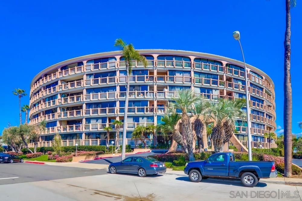Main Photo: POINT LOMA Condo for sale : 2 bedrooms : 1150 Anchorage Ln #303 in San Diego