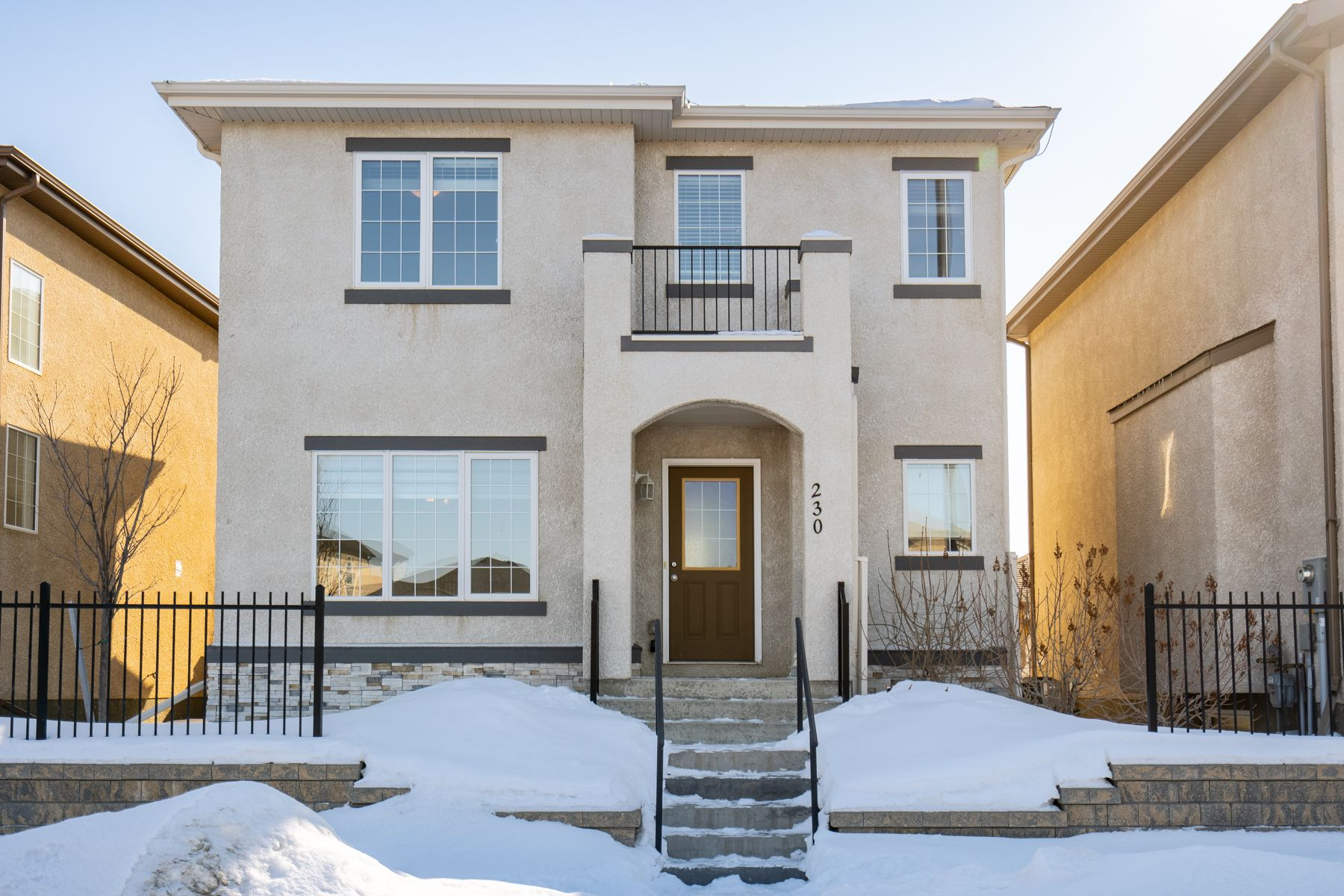 Main Photo: 230 Edward Turner Drive in Winnipeg: Sage Creek House for sale (2K)  : MLS®# 202006143