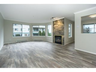 """Photo 4: 245 2451 GLADWIN Road in Abbotsford: Abbotsford West Condo for sale in """"Centennial Court"""" : MLS®# R2337024"""