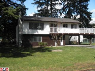 """Photo 1: 20319 39TH Avenue in Langley: Brookswood Langley House for sale in """"BROOKSWOOD"""" : MLS®# F1208326"""