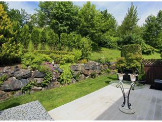 "Photo 9: # 57 8590 SUNRISE DR in Chilliwack: Chilliwack Mountain Townhouse for sale in ""MAPLE HILLS"" : MLS®# H1302237"