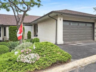 Photo 3: 6 1580 SPRINGHILL DRIVE in Kamloops: Sahali Townhouse for sale : MLS®# 163119