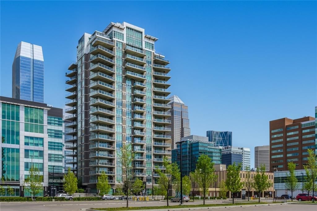 Main Photo: 604 530 12 Avenue SW in Calgary: Beltline Apartment for sale : MLS®# A1091899