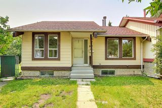 Main Photo: 247 Whitehill Place NE in Calgary: Whitehorn Semi Detached for sale : MLS®# A1133731