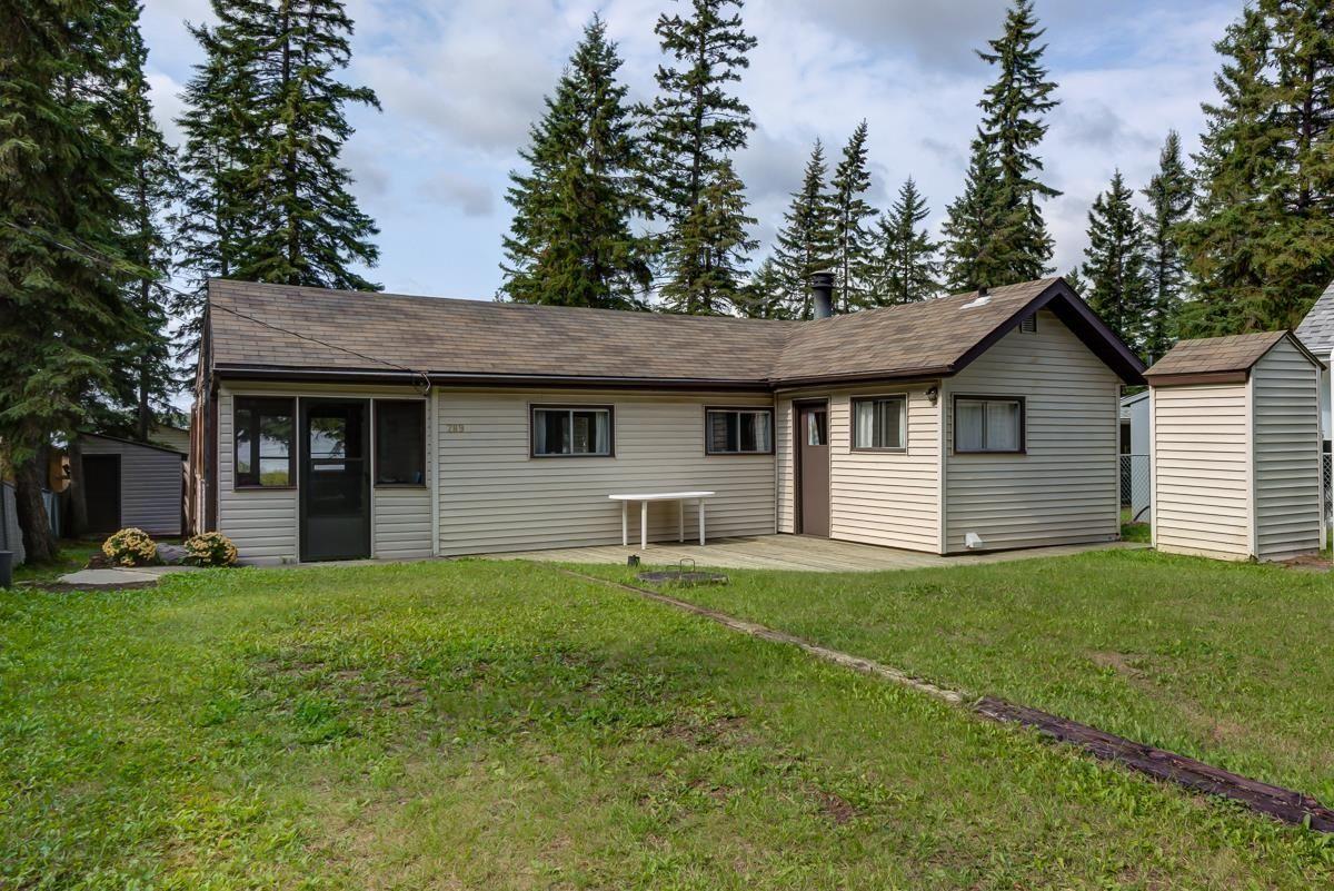 Main Photo: 289 Lakeshore Drive: Rural Lac Ste. Anne County House for sale : MLS®# E4261362