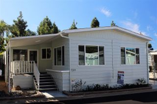 Photo 1: CARLSBAD SOUTH Manufactured Home for sale : 2 bedrooms : 7259 San Luis in Carlsbad