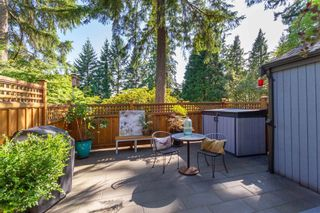 """Photo 1: 879 CUNNINGHAM Lane in Port Moody: North Shore Pt Moody Townhouse for sale in """"Woodside Village"""" : MLS®# R2604426"""