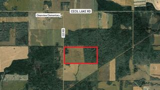 """Photo 2: 223 ROAD in Fort St. John: Fort St. John - Rural E 100th Land for sale in """"CLEARVIEW"""" (Fort St. John (Zone 60))  : MLS®# R2508123"""