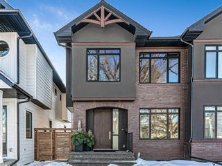 Main Photo: 2913 6 Avenue NW in Calgary: Parkdale Semi Detached for sale : MLS®# A1077514