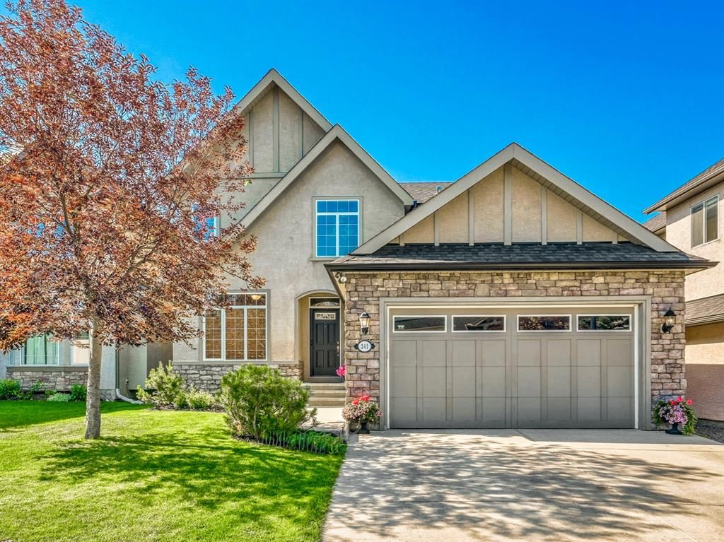Main Photo: 341 Discovery Ridge Way SW in Calgary: Discovery Ridge Detached for sale : MLS®# A1055198