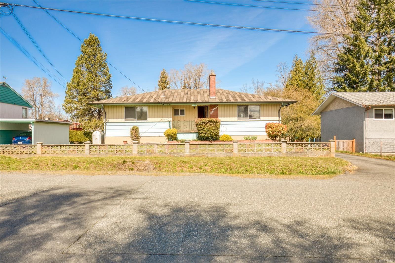 Main Photo: 456 Carlisle St in : Na South Nanaimo House for sale (Nanaimo)  : MLS®# 875955