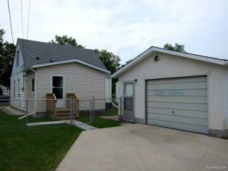 Photo 9: 1190 Magnus Avenue in WINNIPEG: North End Residential for sale (North West Winnipeg)  : MLS®# 1420549