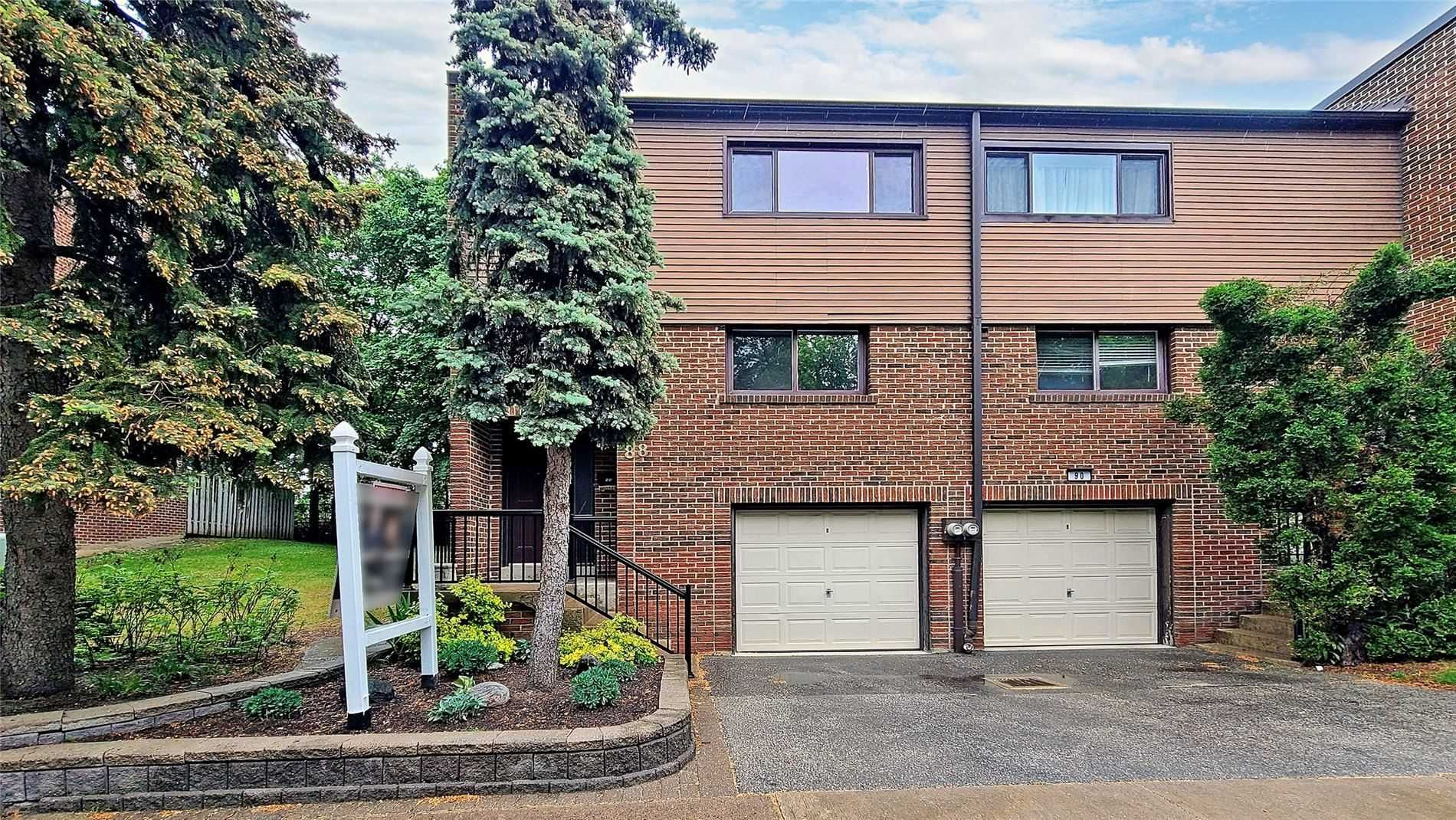 Main Photo: 88 Song Meadoway in Toronto: Hillcrest Village Condo for sale (Toronto C15)  : MLS®# C5253458