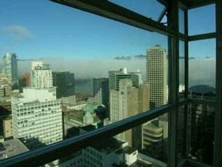 """Photo 9: 2903 438 SEYMOUR Street in Vancouver: Downtown VW Condo for sale in """"CONFERENCE PLAZA"""" (Vancouver West)  : MLS®# V629088"""