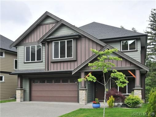 Main Photo: 2518 Martin Ridge in VICTORIA: La Florence Lake House for sale (Langford)  : MLS®# 610214