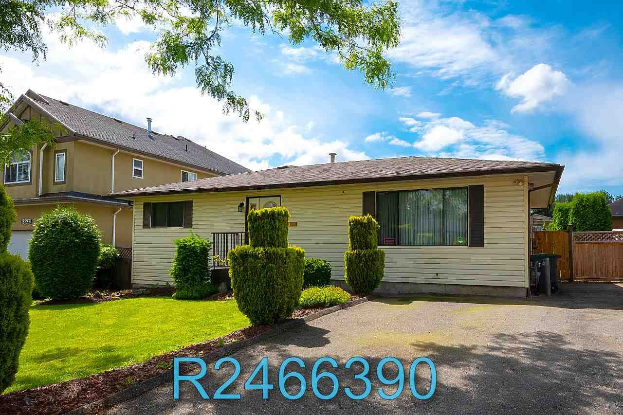 Main Photo: 13524 87B Avenue in Surrey: Queen Mary Park Surrey House for sale : MLS®# R2466390