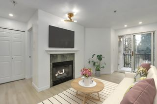 """Photo 1: 315 3278 HEATHER Street in Vancouver: Cambie Condo for sale in """"Heatherstone"""" (Vancouver West)  : MLS®# R2625598"""