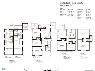 "Photo 40: 2838 - 2840 FRASER Street in Vancouver: Mount Pleasant VE House for sale in ""MT PLEASANT"" (Vancouver East)  : MLS®# R2487518"