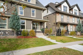 Photo 3: 402 50 Belgian Lane: Cochrane Row/Townhouse for sale : MLS®# A1153936