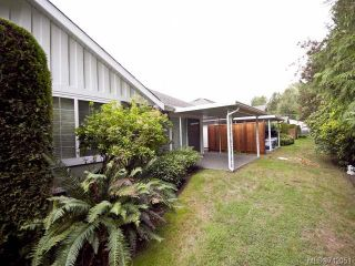 Photo 9: 9 2010 20TH STREET in COURTENAY: CV Courtenay City Row/Townhouse for sale (Comox Valley)  : MLS®# 712051