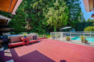 Photo 33: 4632 WOODBURN Road in West Vancouver: Cypress Park Estates House for sale : MLS®# R2591407